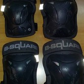 """Защита """"B-square"""" для катания на роликах, скейте."""