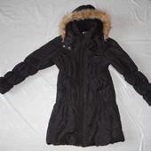 р. 146-152-158, пальто Yigga деми или теплая зима