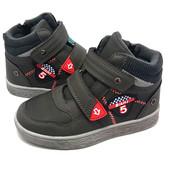 Модные деми ботинки для мальчиков.