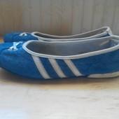 Мокасины Adidas