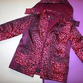 Куртка/курточка на флисе 10-14 лет
