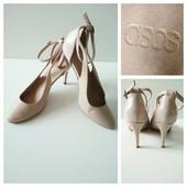 Фирменные туфли Asos, размер 39, стелька 25см