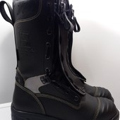 Пожарные ботинки,размер 42-й.