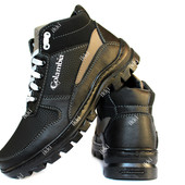 Мужские ботинки зимние Львовского производства СБ-8чл