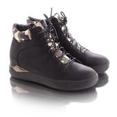 Удобные стильные женские ботинки