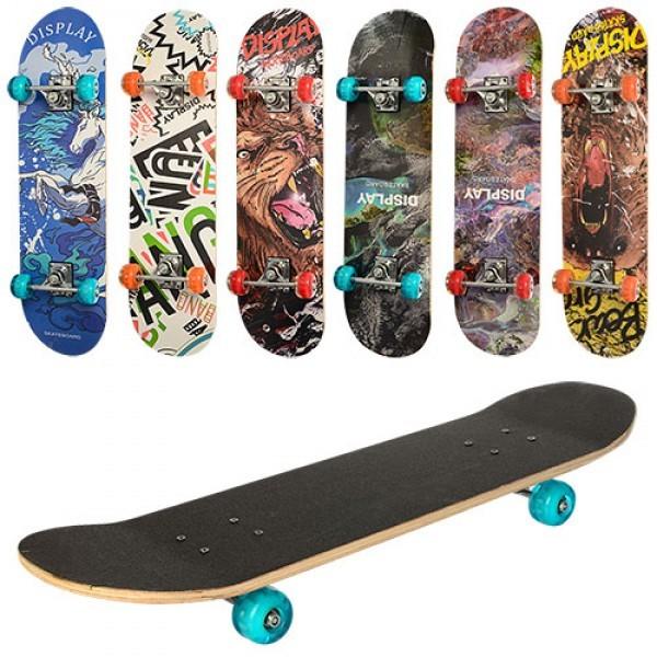 Скейт ms 0321-3 фото №1