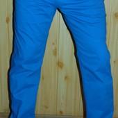 Брендовие стильние брюки Marks&Spencer л.34-31