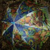 Зонт Ниндзя черепашки