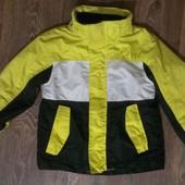 мембранная лыжная термо куртка Crivit Sports, р. 122-128, на 6-8 лет