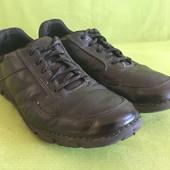 Туфли, мокасины кожаные  Rockport uk11.5, р.45, ст.30см.
