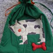 Мешок, сумка для игрушек
