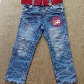 Модные джинсы на мальчика(Kiki&Koko).