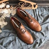 Новые женские туфли оксфорды Studio р-р 38