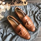 Стильные туфли лоферы Reiss p-p 42