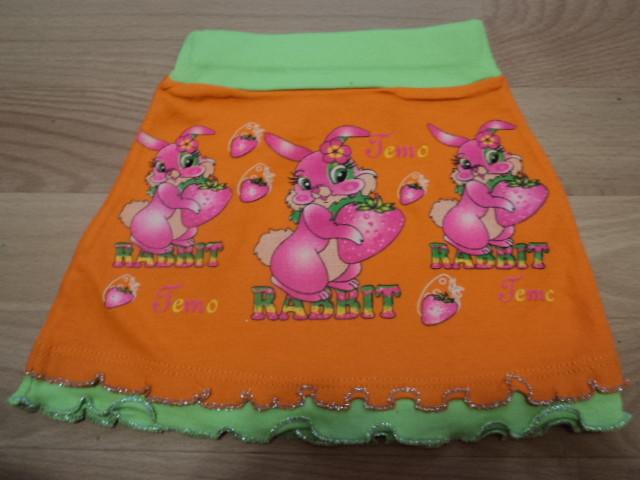 Детская юбка от 1 до 4 лет фото №1