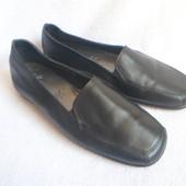 Footglove кожаные новые туфли 38