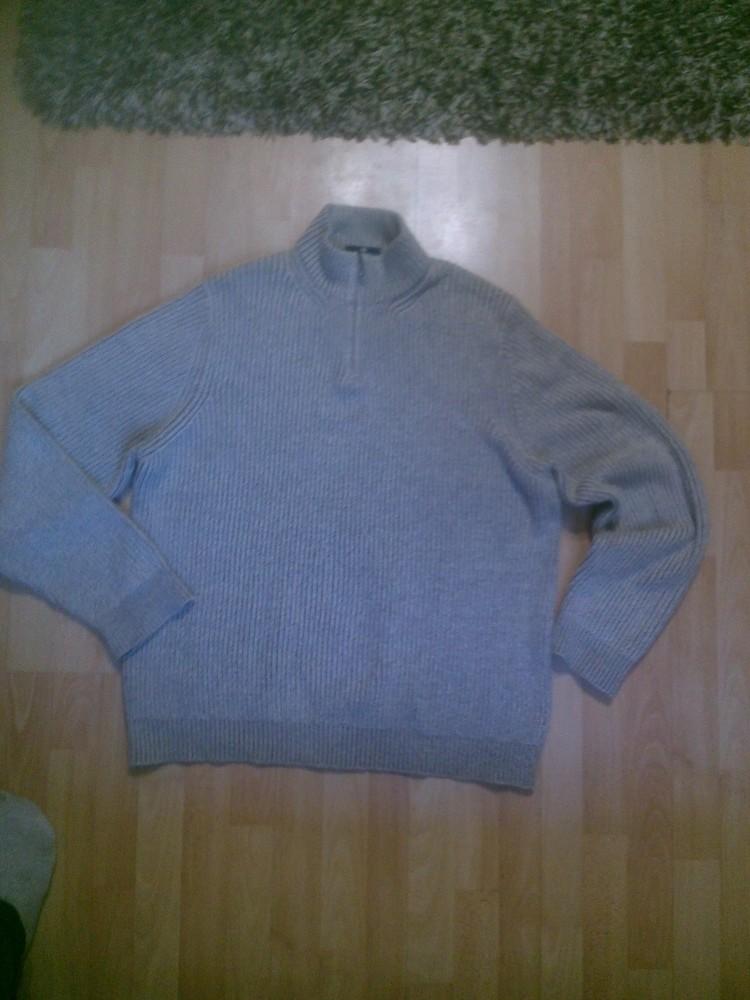Фирменная кофта свитер xxl фото №1