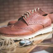 Туфли Shamrock - Brogues, Brown