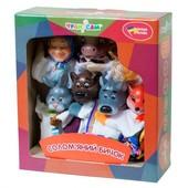 Кукольный театр Соломеный бычок (кукла - перчатка)
