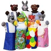 Кукольный театр - кукла перчатка Рукавичка, Чудисам