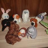 Полная коллекция игрушек Тайная жизнь домашних животных