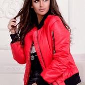 Размеры 42-50 Разные цвета Стильная теплая женская зимняя куртка