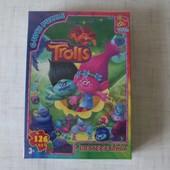 Пазлы ТМ G-Toys из серии Троли, 126 дет