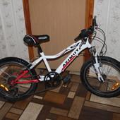 Детский велосипед Azimut Knight 20