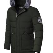 Японская мужская зимняя куртка