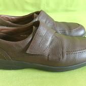 Туфли кожаные Padders uk9.5, р.43, ст.28.5см.