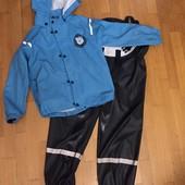 Костюм: куртка и комбинезон рост 122 Helly hansen