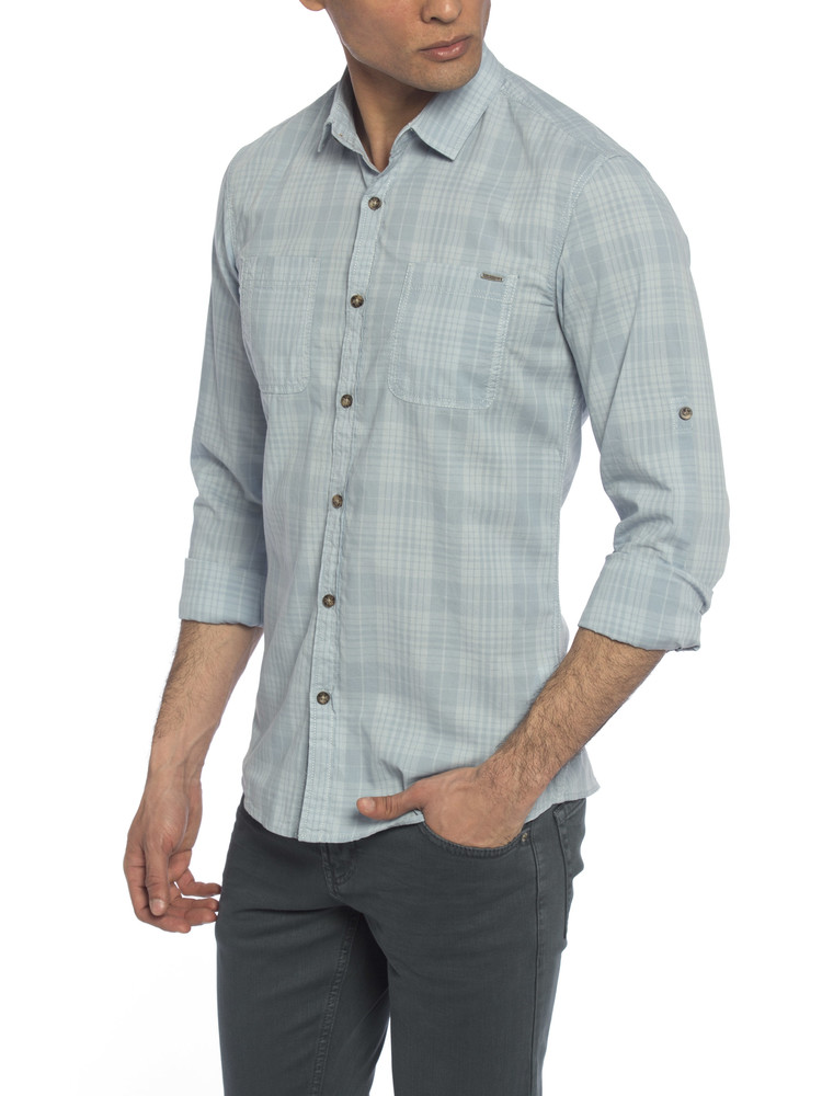 16-8 LCW Мужская рубашка / lc waikiki / чоловічий одяг фото №1