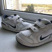 Кроссовки Nike кожа р.26