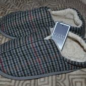 тапки тапочки Matalan 27 см стелька 42 размер Англия