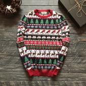 Мужской зимний свитер Tu р-р С