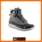 Зимние водонепроницаемые ботинки Quechua р39-48