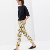 Фирменные брюки Zara, размер М