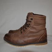 кожаные ботинки Fretz men, р. 42