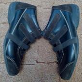 Ботинки кожаные деми,р.37-38.Rieker!