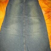 Юбка джинсовая,р.44-46 и р.48.Одна на выбор.