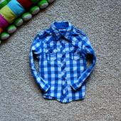 Стильная рубашка на 12-18 мес