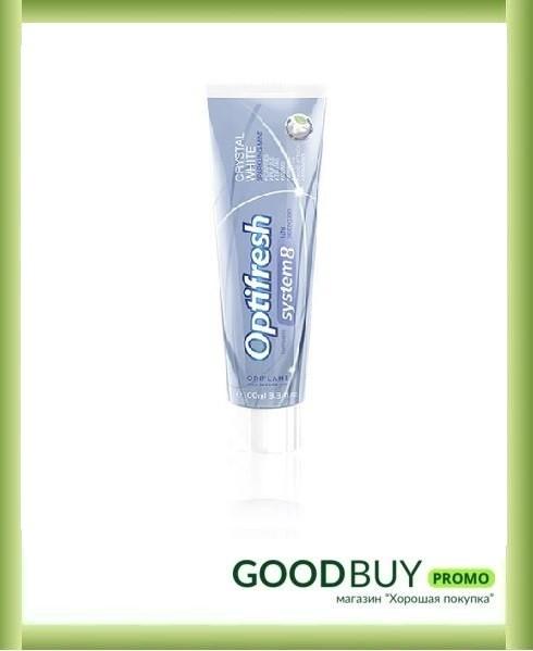 Зубная паста «оптифреш » фото №1