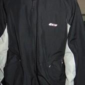 Фирменная спортивная курточка мастерка Reebok (Рибок) м-л