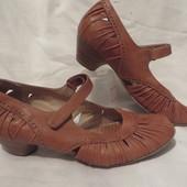 Туфли Кожа Германия Caprice 37 размер