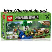 Конструктор Lepin Minecraft 18012 Ферма
