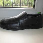 Кожаные туфли Rieker 41 р