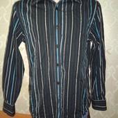 Брендовая мужская рубашка Jeff Banks. Размер М.