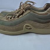 Мужские фирменные кроссовки Walbusch размер 41, длина стельки 27 см.