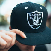 Снепбек Liberty - Oakland Riders, Black