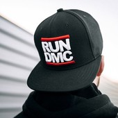 Снепбек Liberty - Run Dmc, Black